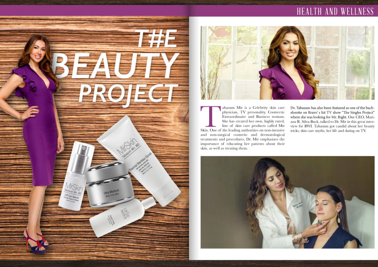 BWI Magazine – The Beauty Project