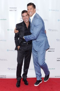 Luis D. Ortiz, Fredrik Eklund== Douglas Elliman Celebrates MDLNY Finale==The Rainbow Room, New York==June 30, 2015==©Patrick McMullan==Photo - Clint Spaulding/PatrickMcMullan.com====