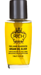 lightweight Argan oil