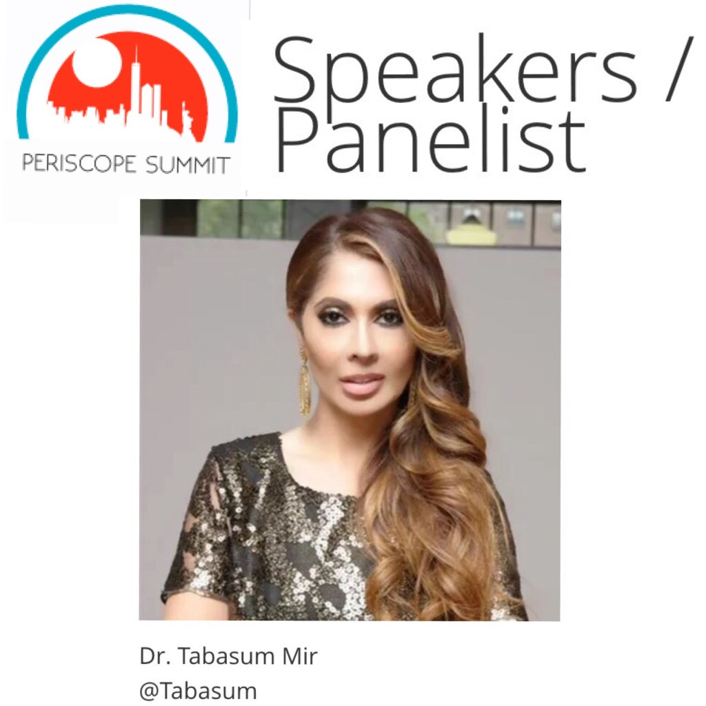 Im going to be a Guest Speaker at Periscope Summit September 23, 2015